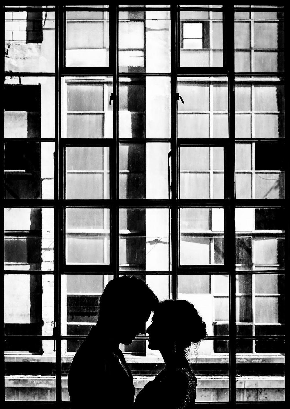 Stefanie & Brawly - trouwfoto's Vaart Leuven